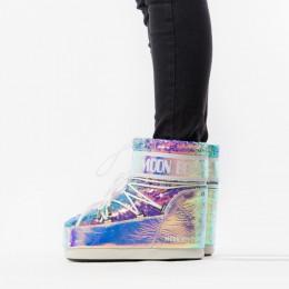 Кроссовки Moon Boot 50 Anniversary Leather Holo 14089400 001