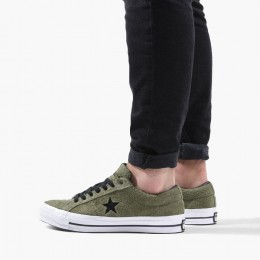 Converse One Star Dark Vintage Suede 163249C