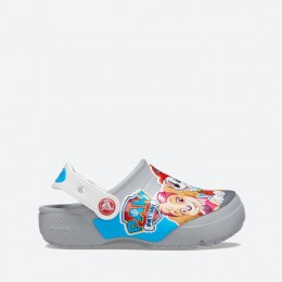 Шлепанцы Crocs Fun Lab Paw Patrol Clog Kids 206276 LIGHT GREY